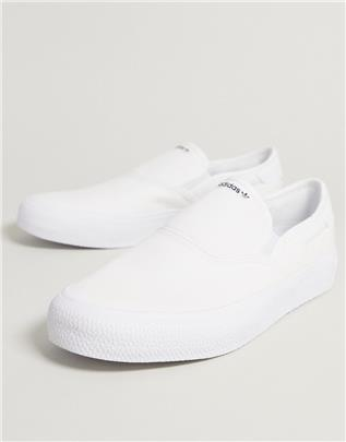 adidas Originals - 3MC - Instapsneakers in wit