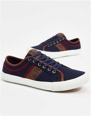 Jack & Jones - pump - Sneakers in marineblauw