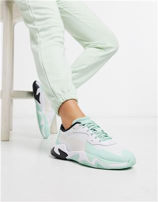 Puma - Storm Plas_Tech - Sneakers in groen