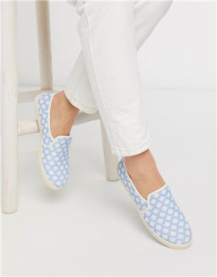 TOMS - Carmel - Sneakers in blauw