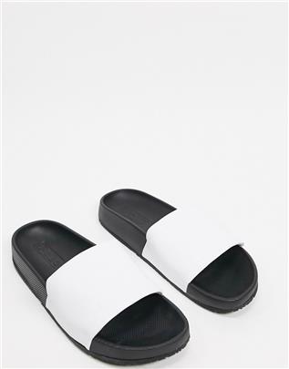 Polo Ralph Lauren - Slippers in wit