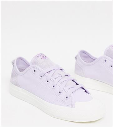adidas Originals - Nizza - Sneakers in lila, exclusief bij ASOS-Paars