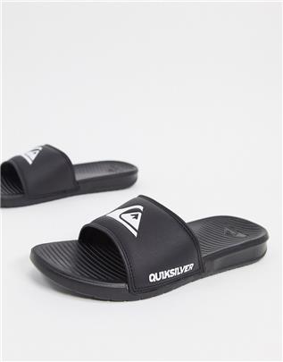 Quiksilver- Bright Coast - Slippers in zwart