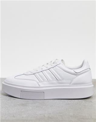 adidas Originals - Sleek 72 - Sneakers in wit