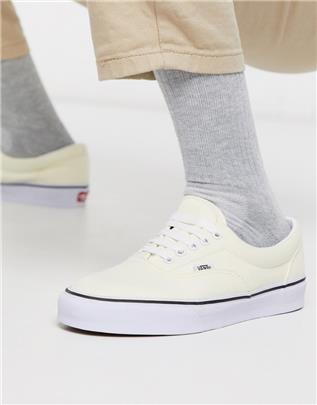 Vans - Era - Sneakers in klassiek wit
