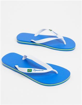 Ipanema - Brazil 21 - Slippers in blauw