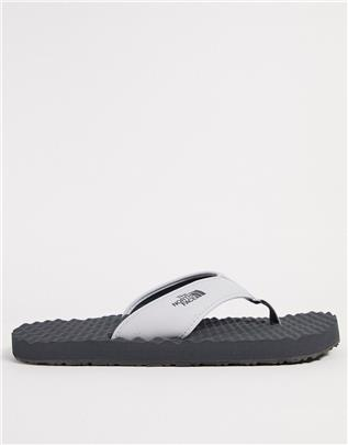 The North Face - Base Camp II - Teenslippers in grijs