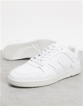 Hummel - Hive Power Play - Sneakers in wit