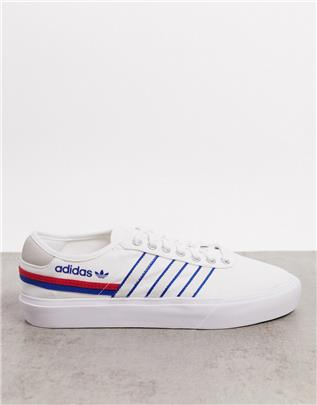 adidas Originals - Delpala - Sneakers in wit