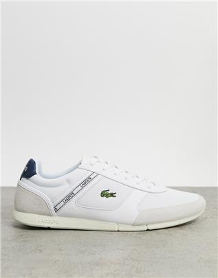 Lacoste - Menerva Sport - Sneakers in wit
