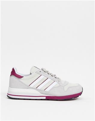 adidas Originals - ZX {0} - Sneakers in grijs