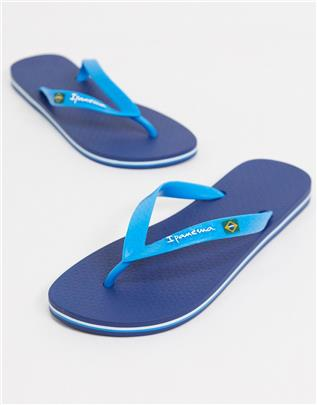 Ipanema- Classic Brazil - Teenslippers in blauw