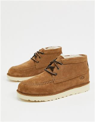 UGG - Campout - Chukka boots in bruin