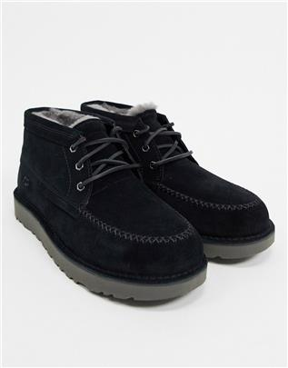 UGG - Campout - Chukka boots in zwart