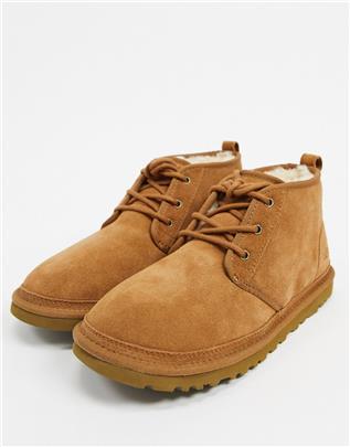 UGG - Neumel - Chukka boots in bruin-Lichtbruin