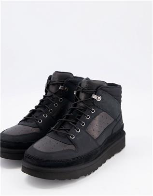 UGG - Highland Sport - Laarzen in zwart