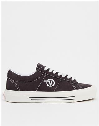 Vans - Sid DX - Sneakers in chocoladebruin-Multi