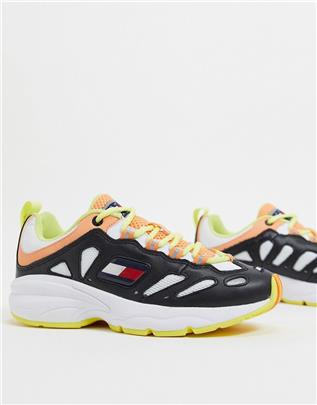 Tommy Hilfiger - Heritage - Retro sneakers in multi