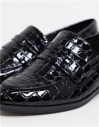 ALDO - Langlet - Nette loafers in zwart