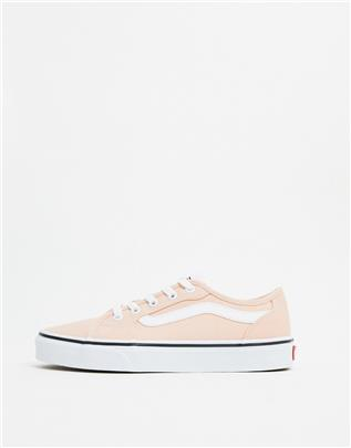 Vans - Filmore Decon - Sneakers in spaanse villa/echt wit