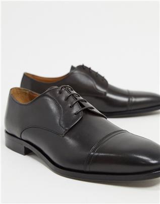 BOSS - Libson - Derby schoenen-Bruin