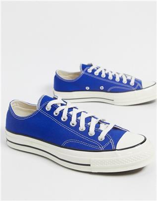 Converse - Chuck 70 Ox - Sneakers in blauw