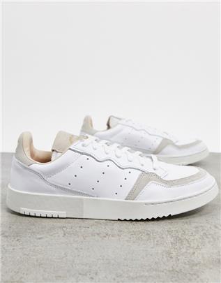 adidas Originals - Supercourt - Sneakers in wit