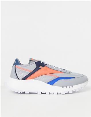 Reebok Classics - Legacy Pure - Sneakers in grijs