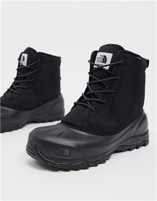 The North Face - Tsumoru laarzen in zwart