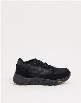 Hi-Tec - BW Infinity - Sneakers met dikke zool in zwart