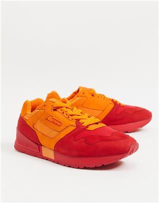 ellesse - LS-147 - Sneakers in oranje