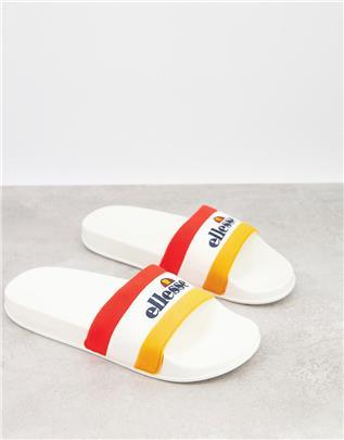 ellesse - Borgaro - Slippers in oranje