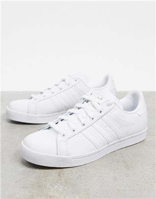 adidas Originals - Coast star - Sneakers in wit