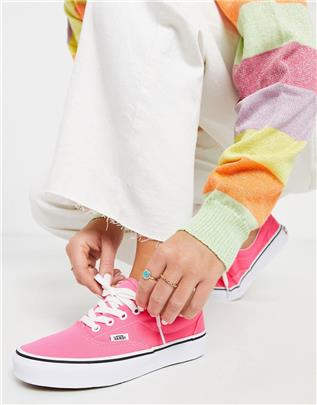 Vans - Era - Gympen in roze