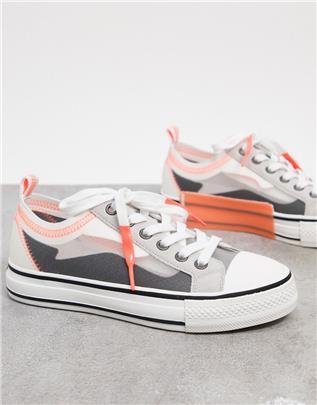 Ash - Vertu - Sneakers in wit