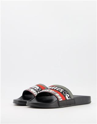 ellesse - Filippo - Slippers in zwart