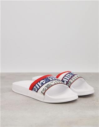 ellesse - Filippo - Slippers in wit