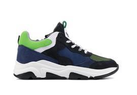 Hip Sneakers Dames (Blauw)