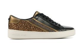 Michael Kors Sneakers Dames (Zwart)