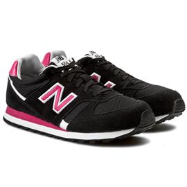 New Balance - WL554SMK Zwart/Roze