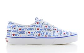 Vans UA Era I Heart Blauw/Wit Dames