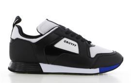 Cruyff Lusso Zwart/Wit Heren