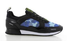 Cruyff Maxi Zwart/Blauw Heren