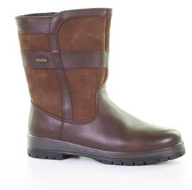 Dubarry Roscommon 3992 Donkerbruin  Outdoorboots
