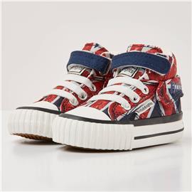ROCO Baby meisjes sneakers hoog